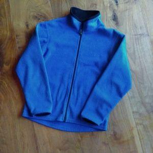 EMS lightweight zip-up fleece jacket
